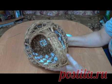 mk los canastillos con la mano oval la parte 1