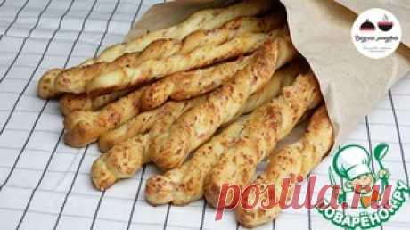 Хлебные палочки к пиву и супу - кулинарный рецепт