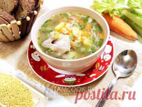 Мясные супы — подборка рецептов с фото и видео