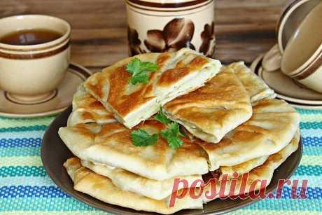 Как готовить молдавские плацинды - Великий повар - пошаговые фоторецепты