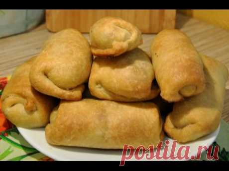 Верзэре Молдавские пирожки с яблоком