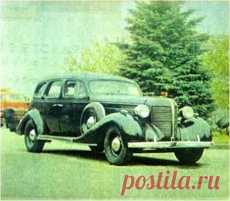 Автомобили в СССР: история с фотографиями
