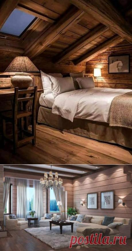 Стили интерьера которые предназначены для деревянных домов | WOW INTERIOR | Яндекс Дзен