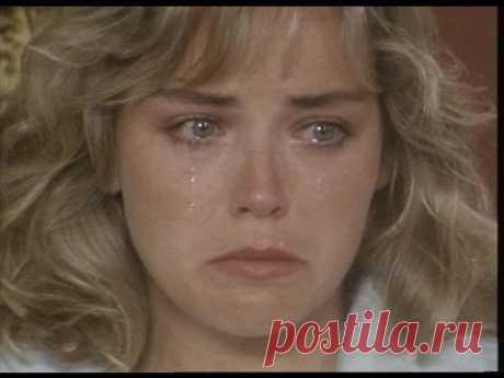 Lágrimas en la lluvia. 😢 (Sharon Stone) 1988 📼 Tears in the Rain. Paixões Proibidas