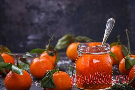 Рецепты самого вкусного мандаринового варенья - Заготовки от Перчинки - Perchinka Hozyayushka.ru