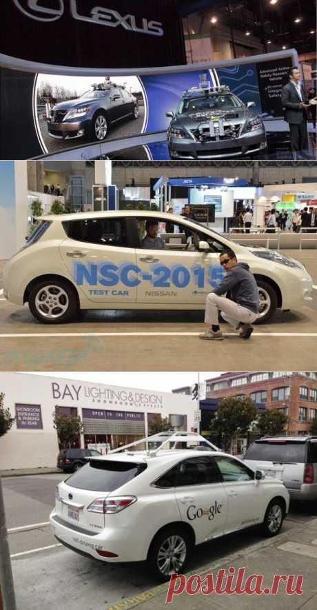 Эпоха самоуправляемых автомобилей ближе, чем вы думали
