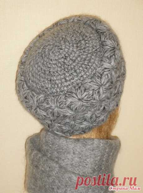 Los gorros tejidos para el próximo invierno. - la labor de punto - el País de las Mamás