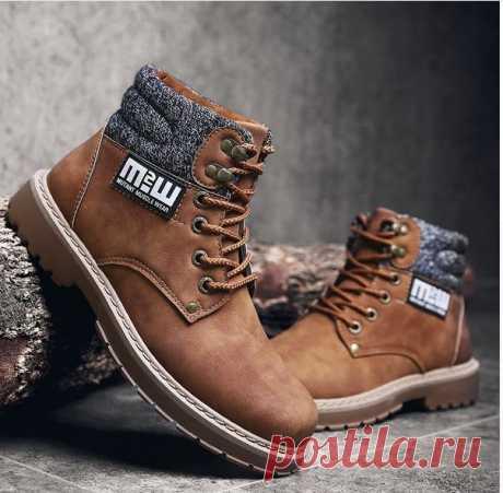 Деловые, стильные ботинки от Martins