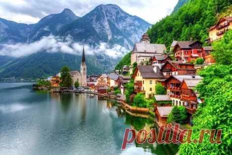 10 самых сказочных городов мира