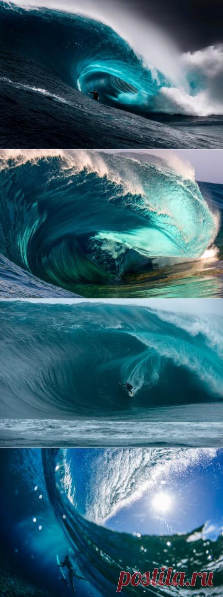 Лучшие фотографии конкурса 2020 Nikon Surf Photography Awards