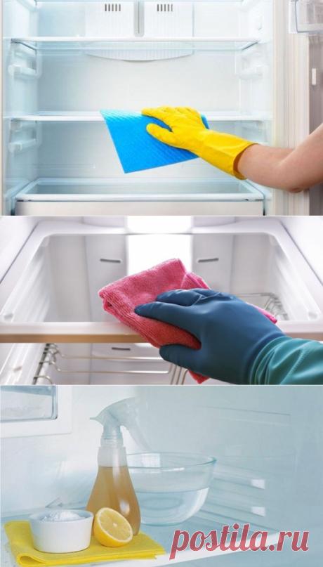 В моем холодильнике всегда хорошо пахнет. 10 трюков, которыми пользуются даже шеф-повара! - Первый Женский