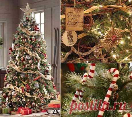 Как украсить елку на Новый 2019 год Свиньи | Все о детях, все для родителей