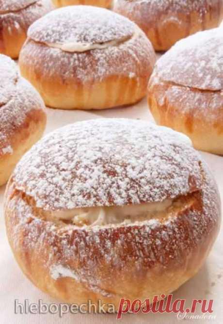 Семла - шведская булочка - Хлебопечка.ру