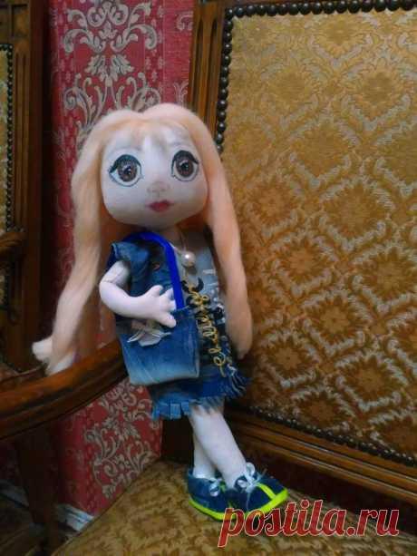 куколка для игры