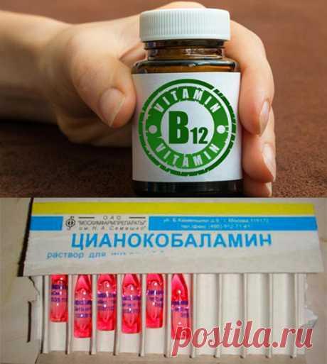 Витамин B12: Полезные свойства, в каких продуктах содержится | Книга Здоровья