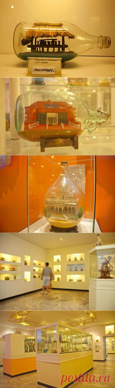 Музей бутылок в Паттайе: достопримечательности в бутылках (Таиланд) — Путешествия