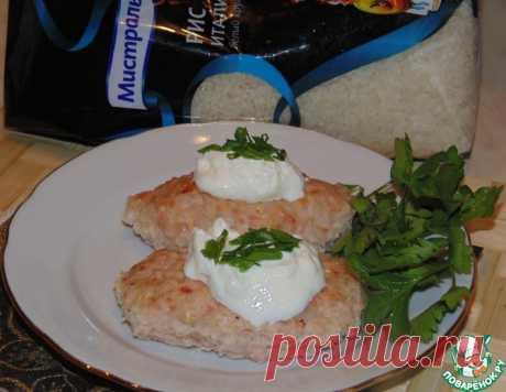 Диетические ленивые голубцы – кулинарный рецепт