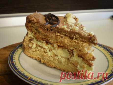 Неймовірно: Київський торт за ГОСТом
