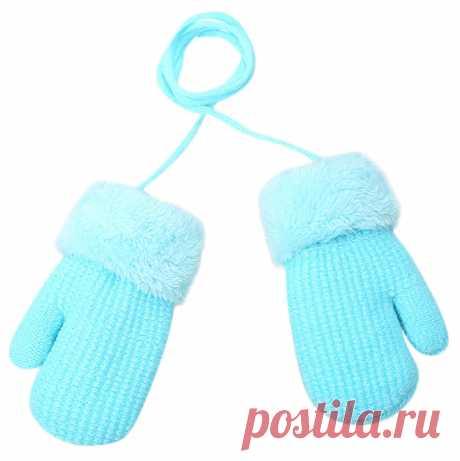 Велюровые перчатки для маленьких девочек и мальчиков; уличные Мягкие Зимние удобные теплые варежки в стиле пэчворк; детские перчатки для КАЯКОВ eldiveni Перчатки и варежки 