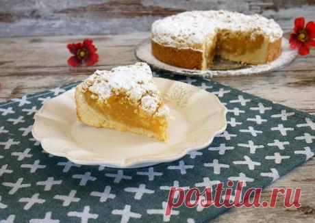 """(3) Яблочный пирог """"Париж в снегу"""" - пошаговый рецепт с фото. Автор рецепта Отчаянная Французская Домохозяйка 🌳 ✈️ . - Cookpad"""