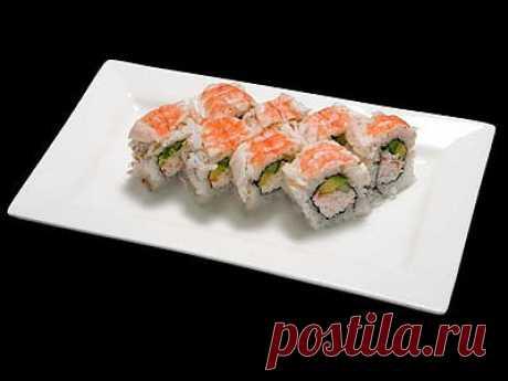 Агент 007 Ролл 2 - myrolls.ru - 1000 рецептов суши и роллов