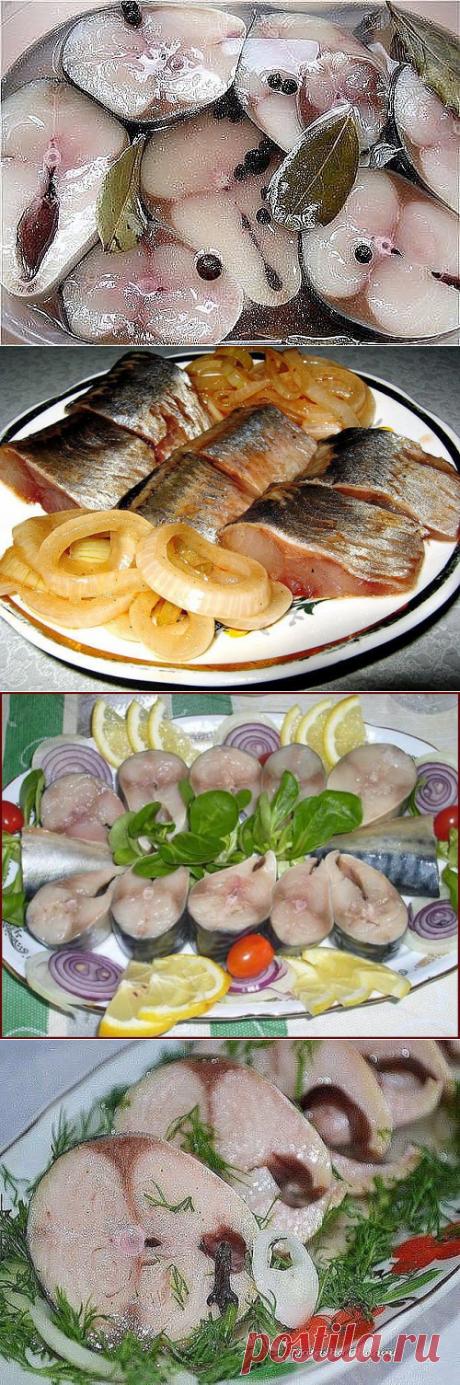 САМЫЕ ПРОВЕРЕННЫЕ рецепты засолки рыбы » В сети – себя просвети! - Развлекательный портал!