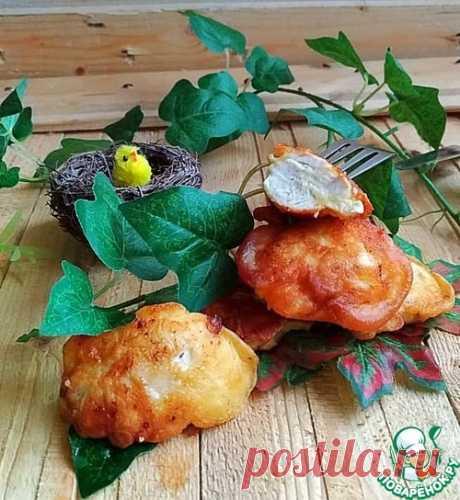 Куриное филе в воздушном кляре – кулинарный рецепт