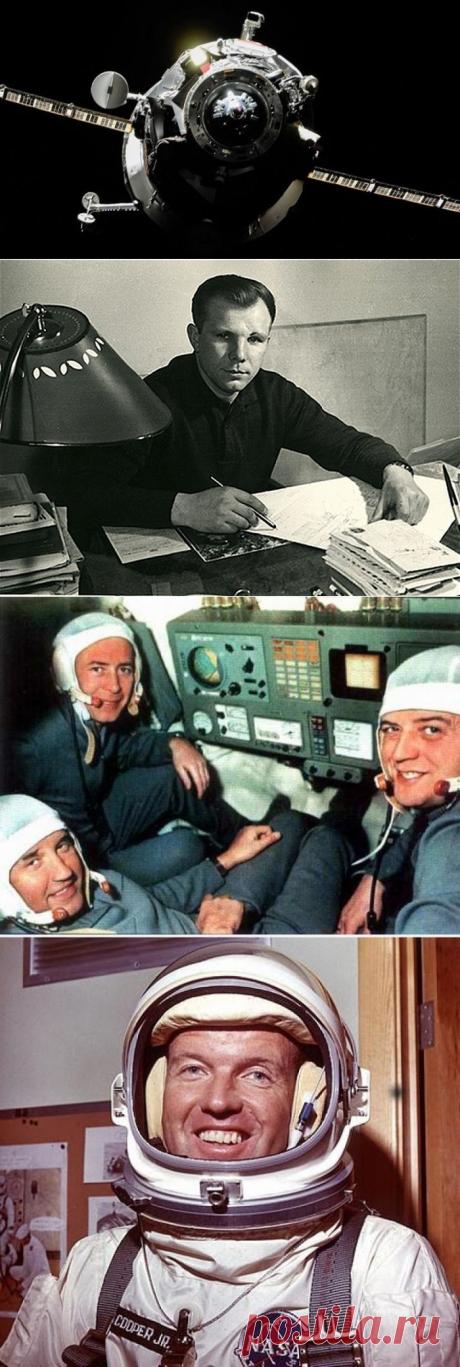 Los fenómenos inexplicables, con que se encontraban los cosmonautas (50 fotos) »Triniksi