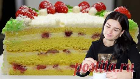 Торт, который я готовлю постоянно. Вкус из детства.   Это просто   Яндекс Дзен