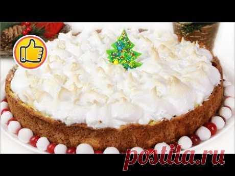 Рождественский Пирог на 2018, Мамин Рецепт | Christmas Cake | Канал ВО! с Юлией Ковальчук