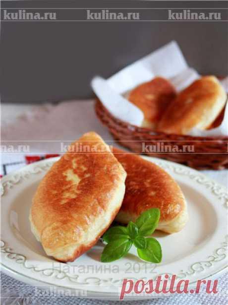 Los pastelillos magro con la mermelada de manzana – la receta de la preparación de la foto de Kulina.Ru