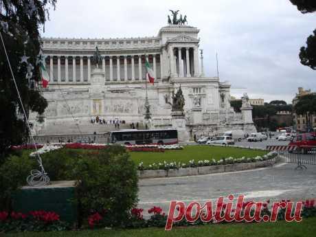 площадь перед Ватиканом