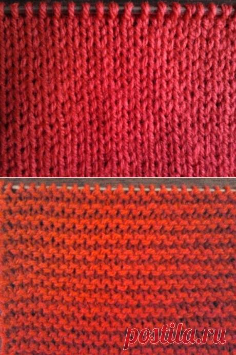 Чулочное и платочное вязание на спицах | ПРОСТО ОБО ВСЁМ | Яндекс Дзен