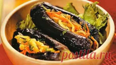 Манзаны — фаршированные баклажаны по-гречески.       Совсем скоро начнется массовый сбор баклажанов на своих огородах и дачах, а не только в супермаркетах, поэтому самое время запастись проверенным рецептом блюда из этого полезного овоща. Его ценн…