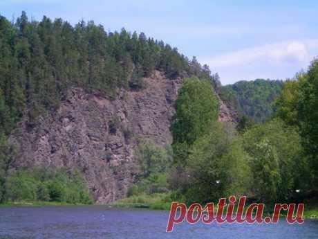 Жемчужина Урала - гора Ямантау - FB.ru