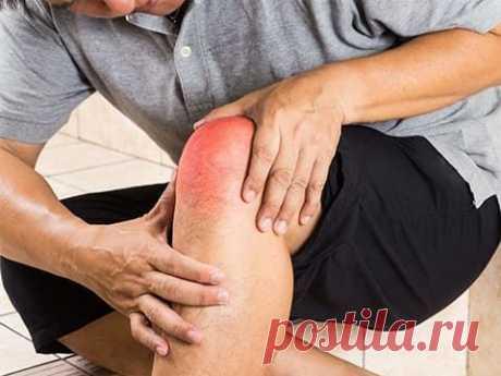 Грибок в суставах: причины, симптомы, лечение
