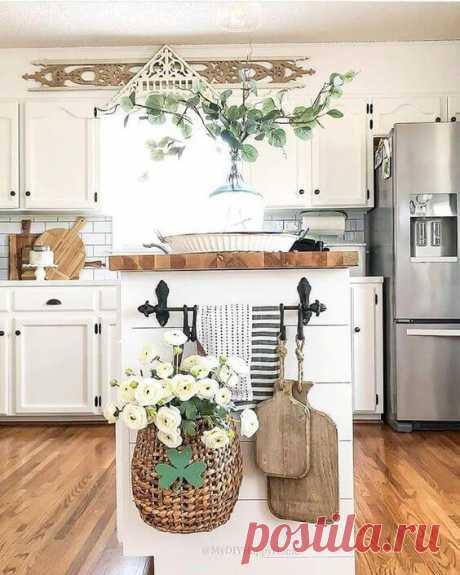 Идеи декора для кухни. Создай себе уютную кухню ~ ALL-DEKOR