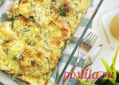 (5) Кабачки в сметанном соусе под сыром - пошаговый рецепт с фото. Автор рецепта Наталья . - Cookpad