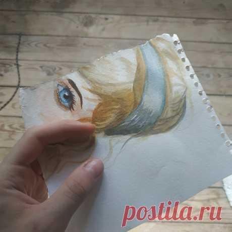 Что такое лессировка и почему теперь я рисую только так? | Step by step | Яндекс Дзен