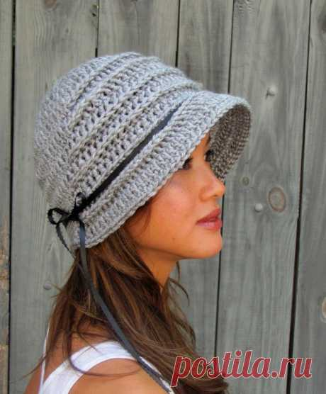 FLAPPER Cloche Hat in Heather Gray Handmade Couture CHOOSE | Etsy
