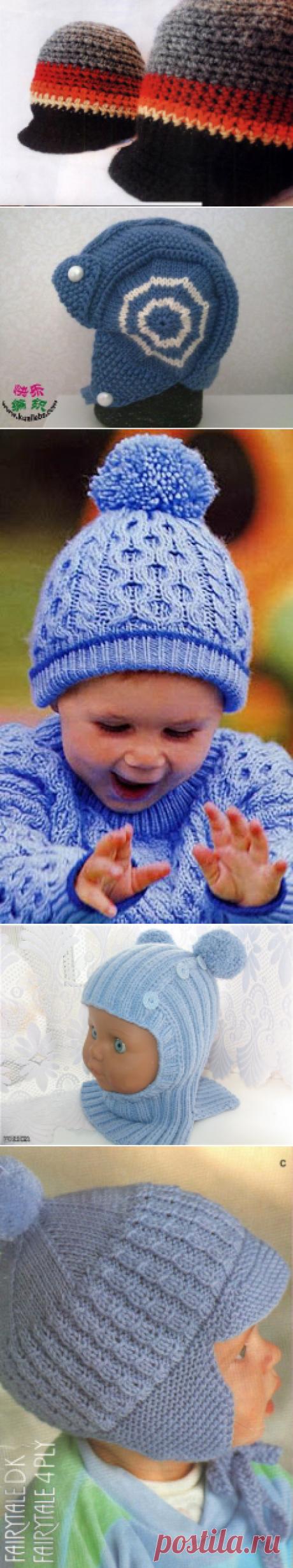шапочки для мальчиков | Записи в рубрике шапочки для мальчиков | Дневник Сургана