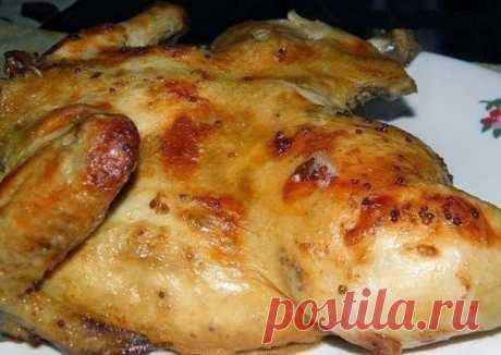 """Шустрый повар.: """"Улетная"""" курица."""