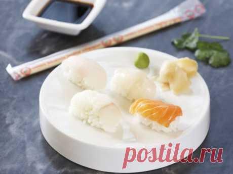 Нигири суши / Рыбные вторые блюда / Кукорама — вкусные рецепты!