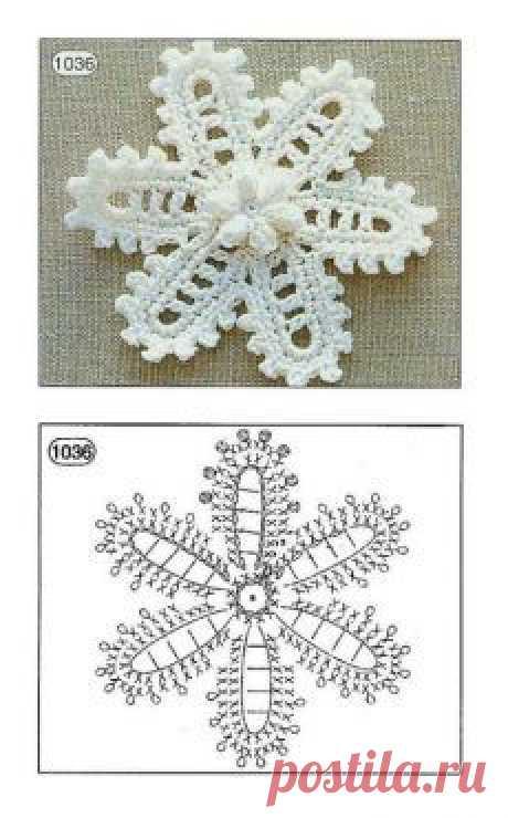 floricica | Crochet Irish | Цветы, Связанные Крючком, Диаграмм и Рубрики