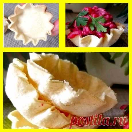 Хрустящие тарталетки из тостового хлеба за считанные минуты – пошаговый рецепт с фотографиями