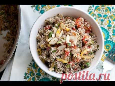 (+1) a subject - the Recipe. Paleo - a cauliflower with mushrooms | Favourite recipes
