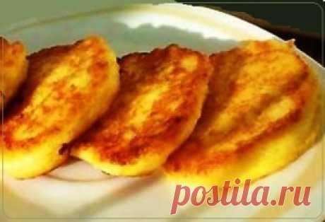 Сырники с тыквой и творогом | Рецепты вкусно