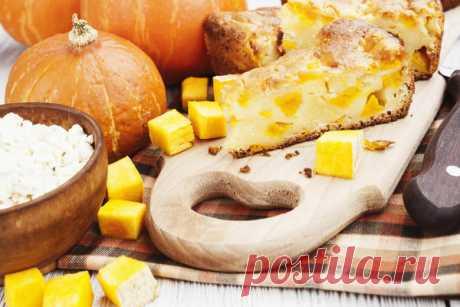 Шарлотка из тыквы - необычный пирог для здоровья / шарлотка / 7dach.ru