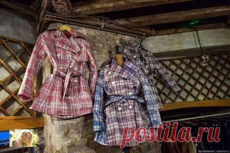 Современная мода не имеет границ! )))