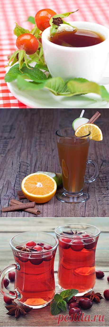 5 горячих напитков для холодной осени